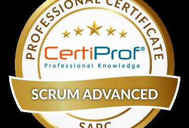 Scrum Advanced Professional Certificate
